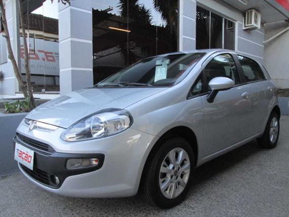 Fiat - Punto Attractive 1.4 Flex 2013