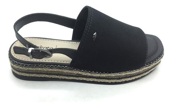 Sandalia Flatform Dakota Original Preto Promoção