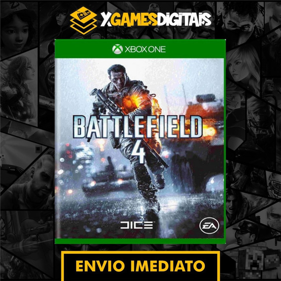 Battlefield 4 Xbox One Midia Digital + 1 Jogo Brinde