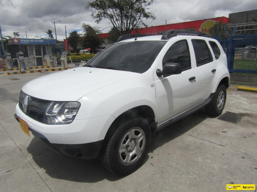 Renault Duster Expression Mt 1.6 4*2