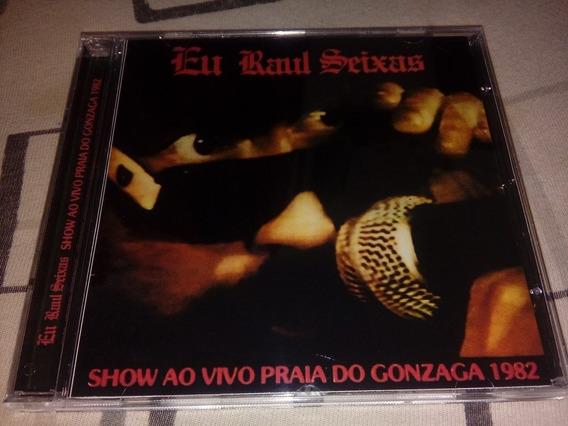 Cd Eu Raul Seixas Show Ao Vivo Praia Do Gonzaga 1982