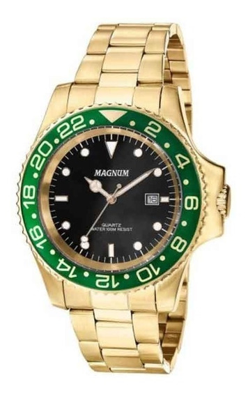 Relógio Magnum Masculino Ma31328g