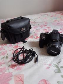 Câmera Semiprofissional Nikon Coolpix P520
