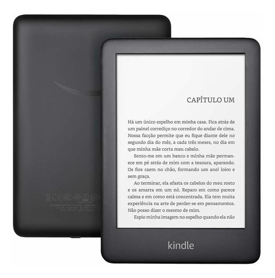 Kindle Amazon 10a Geração Iluminação Embutida 4gb Wi-fi