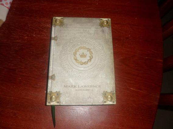 Livro Trilogia Dos Espinhos Volume Unico