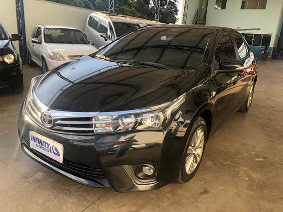 Toyota Corolla Xei 2.0 16v Flex Aut. 2015