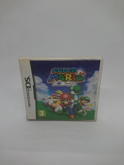 Super Mario 64 Nintendo Ds - Original