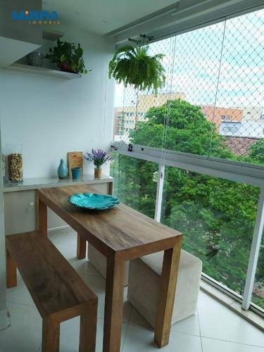 Apartamento 3 Quartos Em Jardim Da Penha. - Ap1701