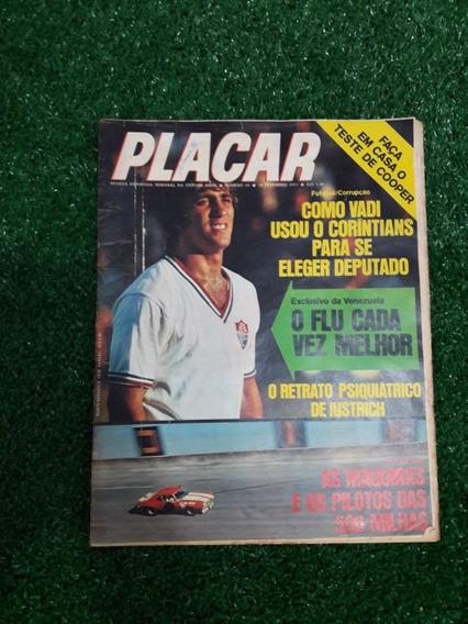 Revista Placar - Numero 49