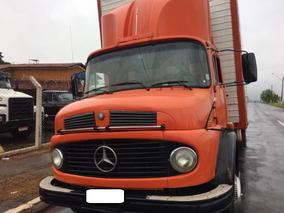 Mercedes-benz Mb 1113 Ano 70 -- Baú 10.50 X 2.80