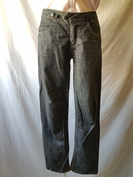 Calça Jeans Zoomp Original Feminina Cintura Baixa 42 Usada