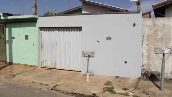Casa Com 2 Dormitórios, Sendo Um Suíte - 76 M² Em Artur Nogueira/sp - 965