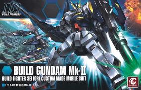 Kit Mobile Suit Gundam Build Mk Ii Sei Iori Hg 1/144