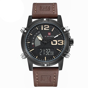 Relógio Masculino Naviforce Modelo 9095 Aproveite Liquidação
