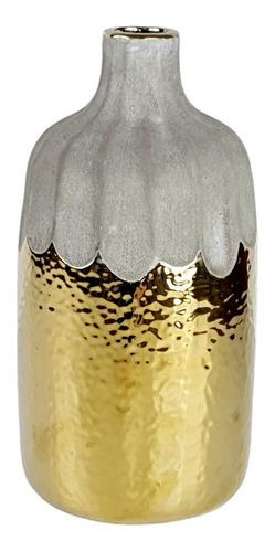 Vaso Decor Ceramica M | 15 Lar X 28 Alt X 15 Prof