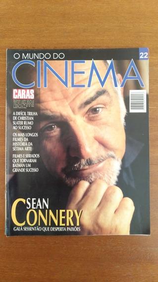 Revista O Mundo Do Cinema N° 22 Sean Connery Caras