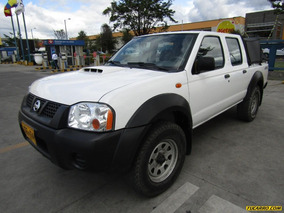Nissan Frontier Np300 Mt 2500cc 4x4 Diesel