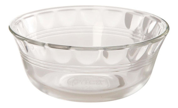 Set 4 Flaneras Pyrex, 295 Ml