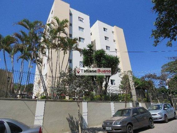 Apartamento Com 3 Dormitórios Para Alugar, 98 M² Por R$ 960/mês - Jardim Paulista - São José Dos Campos/sp - Ap2110