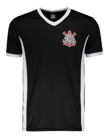 Camisa Corinthians Max Preto