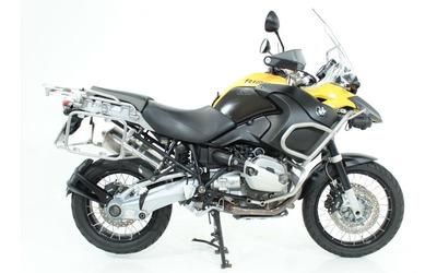 Bmw R 1200 Gs Adventure 2012 Amarela