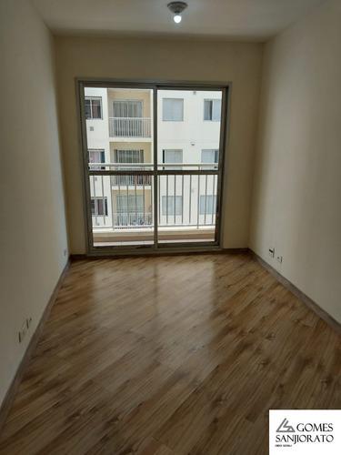 Apartamento Para A Venda No Bairro Homero Thon Em Santo André - Sp . - Ap01672 - 69671528