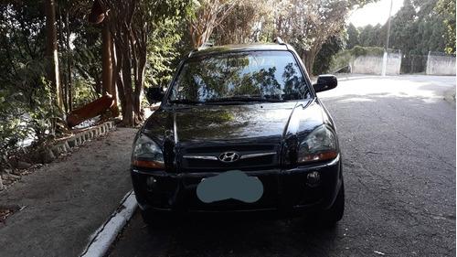 Imagem 1 de 8 de Hyundai Tucson 2008 2.7 Gls 4x4 Aut. 5p