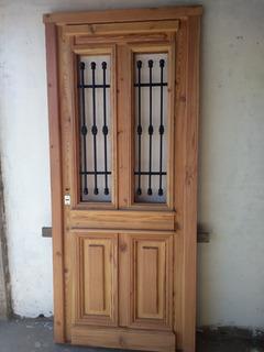 Puerta Frente Principal 222 X 102