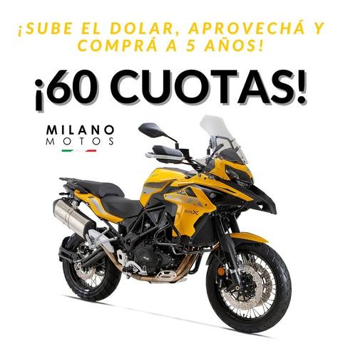 Benelli Trk 502 X - 0km - 60 Cuotas - Milano Motos Benelli