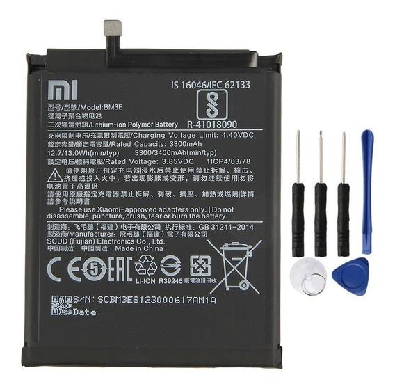 Bateria Xiaomi Mi8 Mi 8 Tela 6.21 Bm3e Original Frete R$14