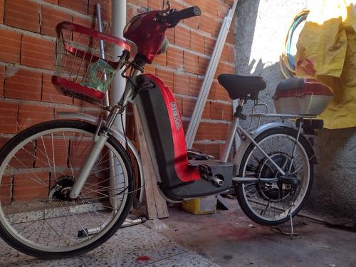 Imagem 1 de 4 de Bicicleta Elétrica, Marca Rama, Ano 2013