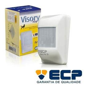 Sensor Pet Infravermelho Ivp Visory Ecp - Com Fio
