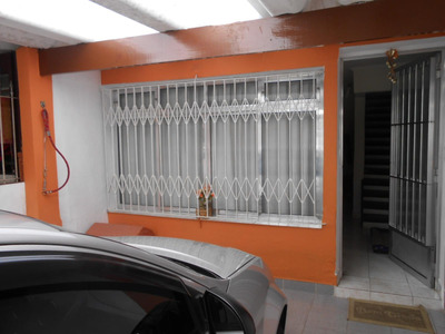 Sobrado Residencial À Venda, Vila São Pedro, Santo André. - So19587