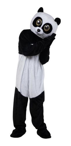 Imagen 1 de 1 de Disfraz De Panda Kawaii Divertido Tierno Halloween