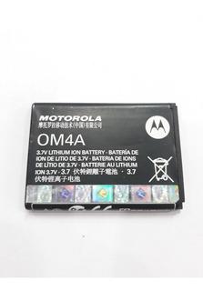Bateria Motorola Om4a Wx290 Wx295 Wx345