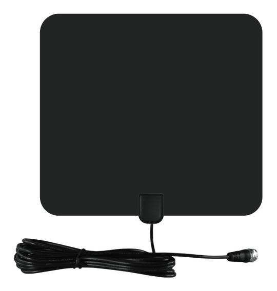 Antena Digital De Alta Definição Para Tvhd - Pronta Entrega