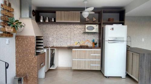 Casa Com 3 Dormitórios À Venda, 263 M² Por R$ 840.000,00 - Brasil - Itu/sp - Ca1100