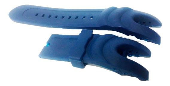 Pulseira Para Invicta Venom Azul F003 0361 14465 6113 6111