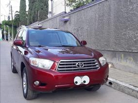 Toyota Highlander Base Premium Aa R-17 At 2010