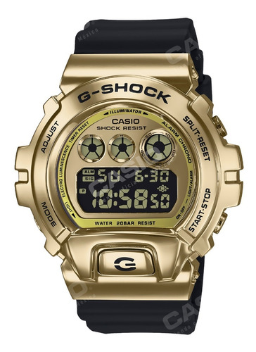 Reloj Casio G-shock Color Especial Gm-6900g-9