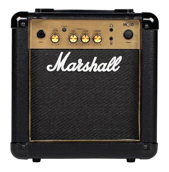 Amplificador Guitarra Marshall 10w Mg10g