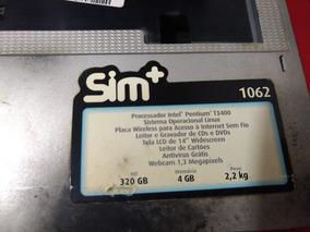 Carcaça Completa Positivo Premium Sim+ 2025 2000 1062