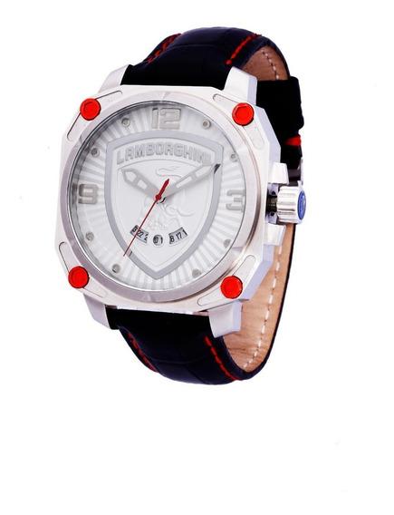 Relógio Masculino Lamborghini Lb90017252m - Coleção Countach