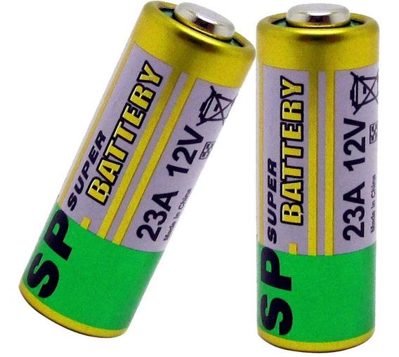 Bateria A23 12v Cartela C/ 5 Peças Para Controle Remoto