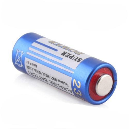 Kit 10 Bateria 12v 23a Pilha Para Controle Portão Alarme