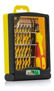Kit Ferramentas Celular J7 Prime 32 Chaves Precisão