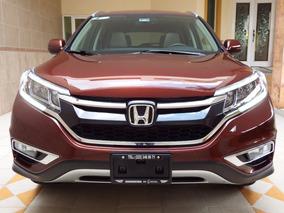 Honda Cr-v Exl Navi Fwd Impecable 2016!!1