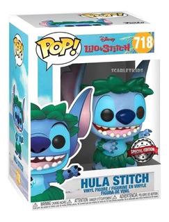 Funko Pop Stitch Special Edicion Lilo Disney Orig Scarlet