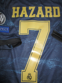 Camiseta Suplente Azul Real Madrid 2019-2020