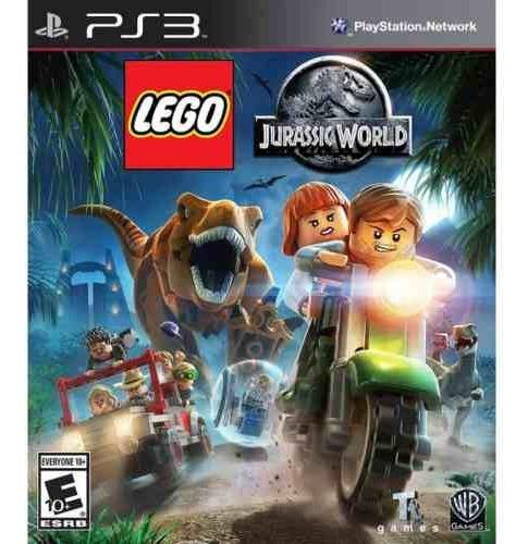 Ps3 Lego Jurassic World Psn Português Psn Buy Jogo